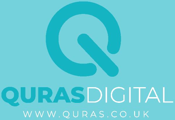 Quras Digital Full Logo